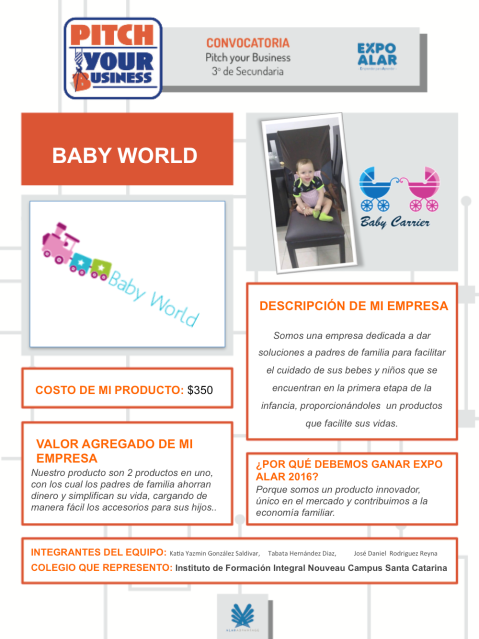 Baby World-1 proyecto emprendedores