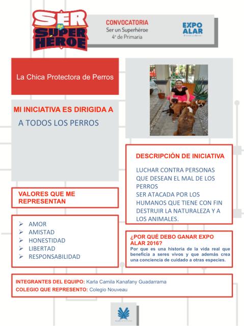 LA CHICA PROTECTORA DE PERROS SH