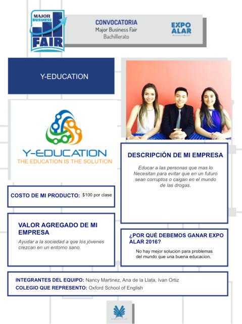 Y- education
