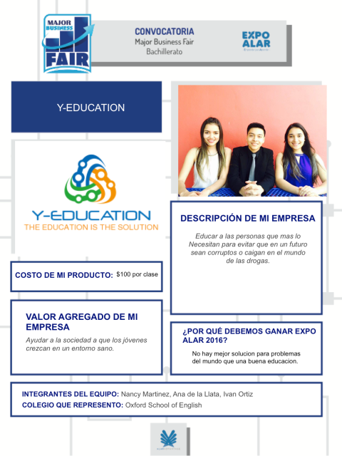 Y- education